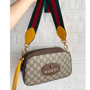 GUCCl💕GG Beautiful Messenger Supreme Neo Vintage Shoulder Bag